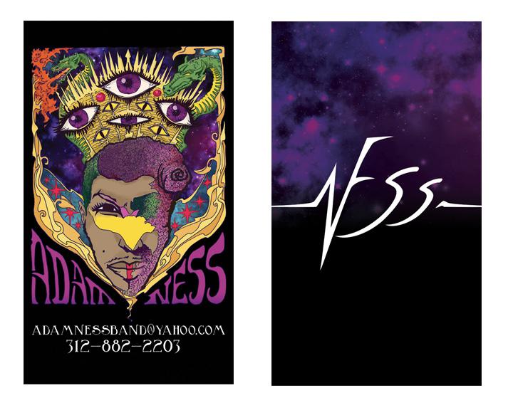 Ness Biz Card Sample