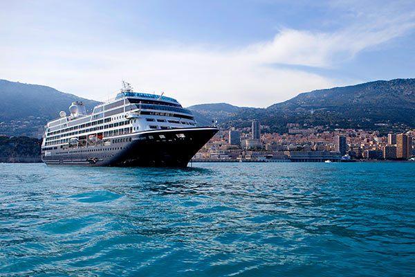 Azamara cruise booking