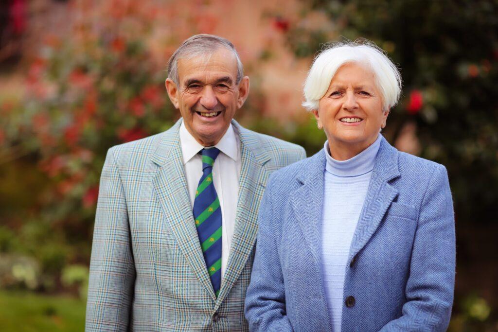 Roger & Mary