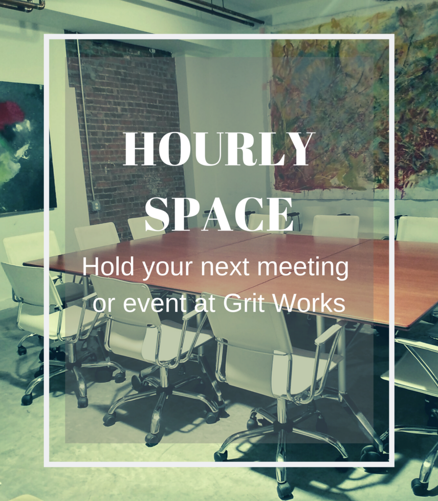 Get hourly space for meetings, conferences, and events