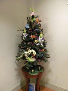 Leaping Beauty Christmas Tree