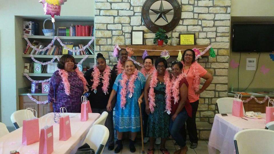 Stone Hearst Seniors
