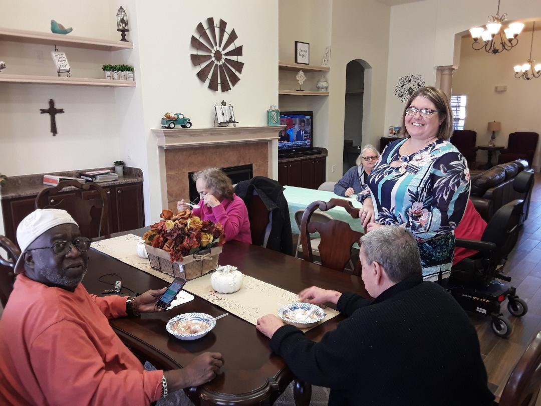 Stonehearst Seniors