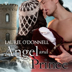 The Angel and the Prince Audiobook cover