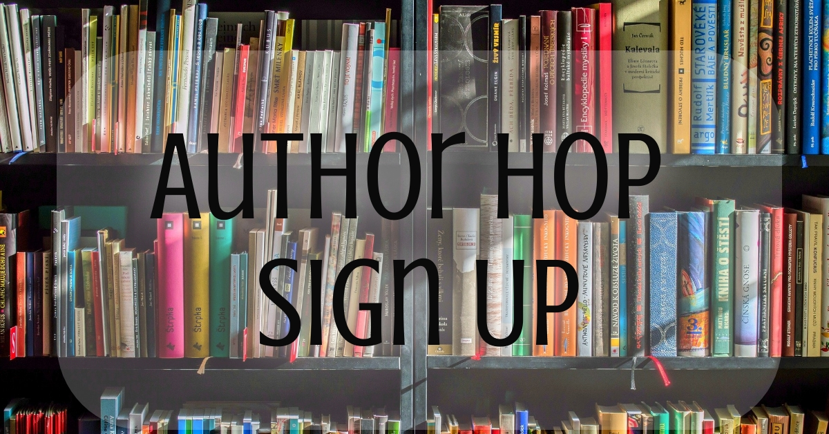 Author Hop Sign Up
