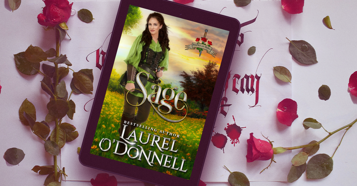Sage, Book 1 in the Beauties with Blades series