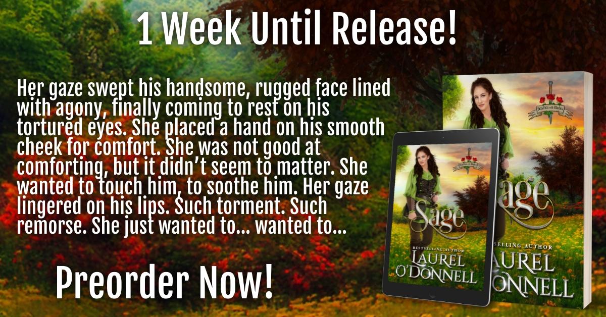 1 Week until Sage Releases!