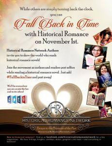 Fall back in time event