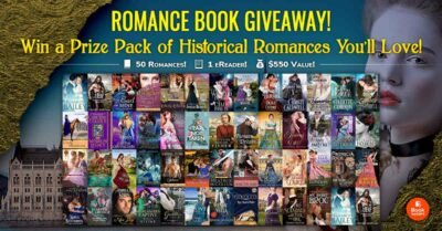 Historical Romance Giveaway!