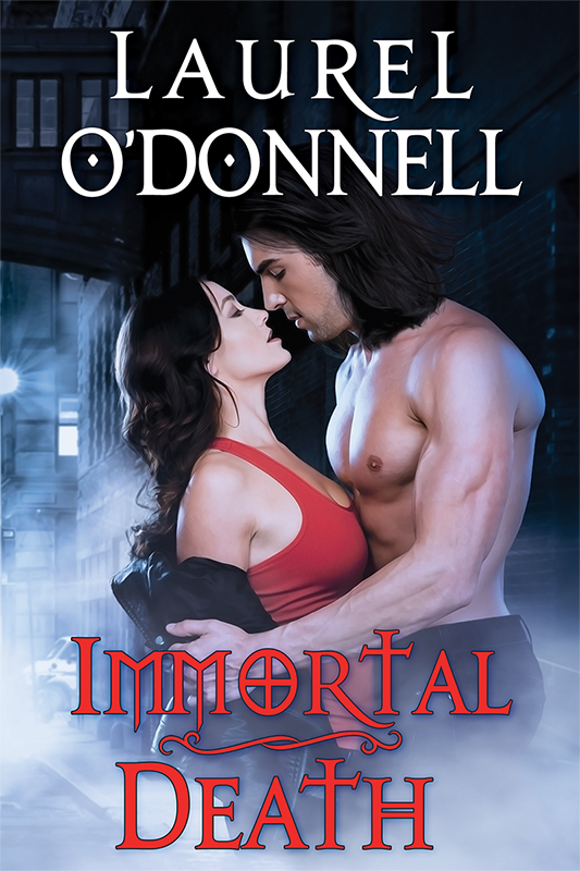 Immortal Death by Laurel O'Donnell