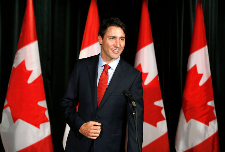 For Justin Trudeau, Canada's Leader, Revival of Keystone XL Upsets a Balancing Act
