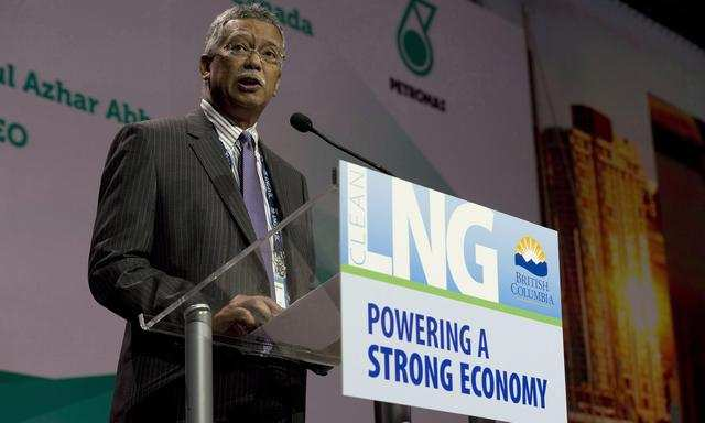 Death Of Petronas LNG Project A Wake-up Call For Canada