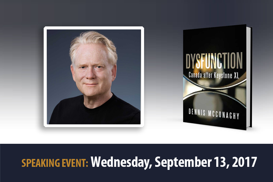 September Luncheon Event With Dennis McConaghy