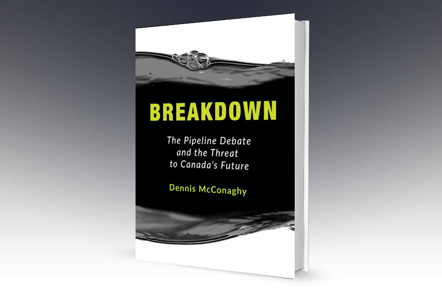 Former energy executive Dennis McConaghy wins Donner Prize for book on pipelines