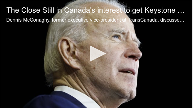Still In Canada's Interest To Get Keystone XL Recognized By Biden: Former TransCanada Exec