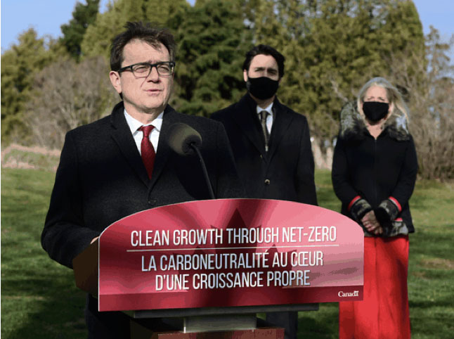 Opinion: Where is the justification for Trudeau's plan to achieve net-zero emissions?