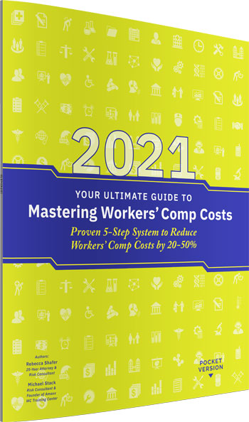 2021 Pocket Mini Edition of Mastering Workers' Comp Costs