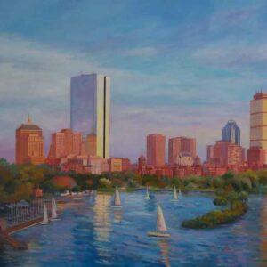 Back Bay Boston