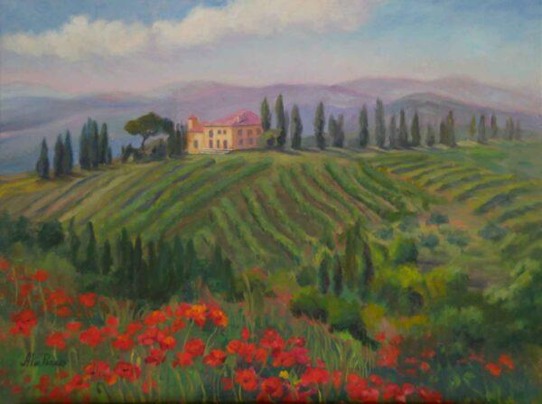 Glorious Tuscany