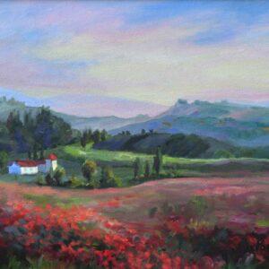 Landscape Tuscany Italy