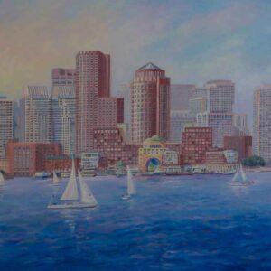 Rowes Wharf Boston