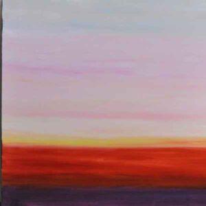 Sunset Triptic