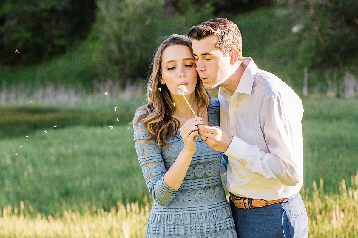Provo Canyon Engagement Pictures | Phoenix Photographer
