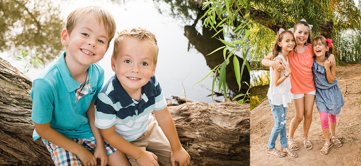 Granite Reef Family Pictures   East Valley Photographer