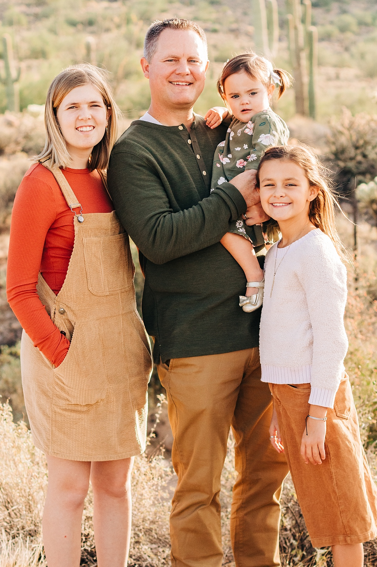 Wind Cave Family Pictures   Fall Color Palette   East Valley Photographer