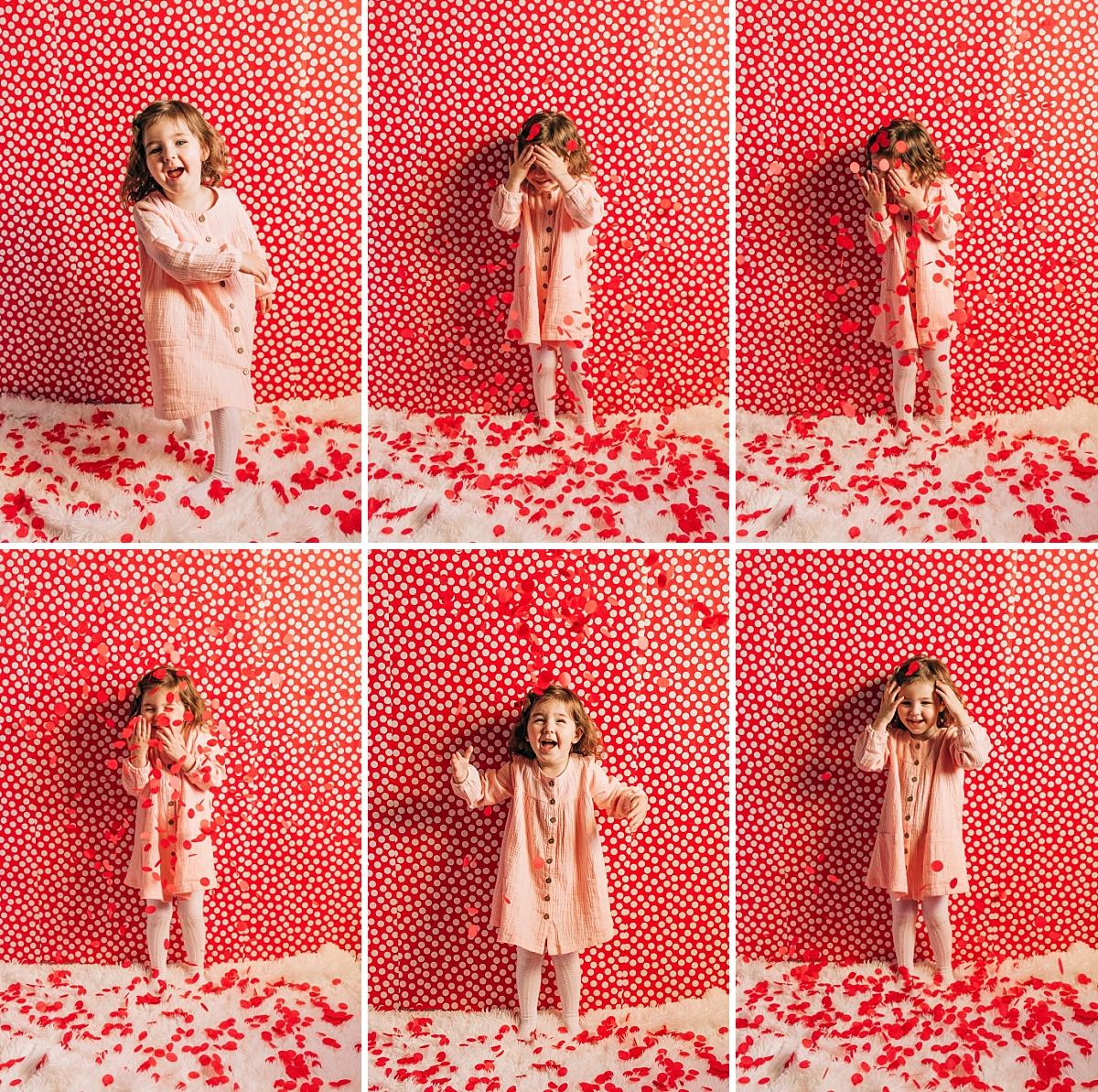 DIY Valentine's Day Mini Sessions
