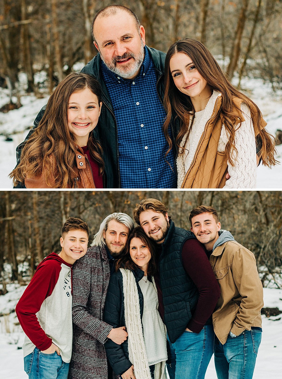 Dalton | Family Pictures in the Snow