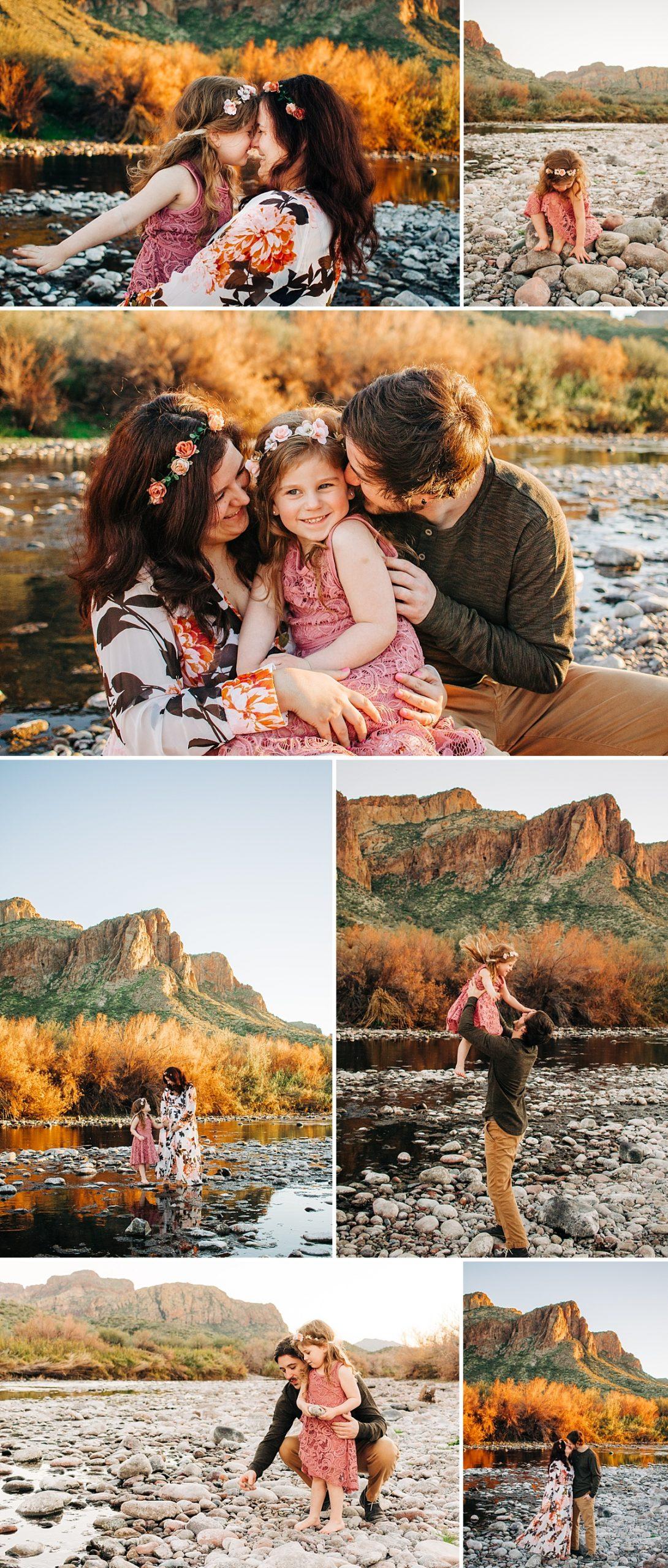 Salt River Family Pictures   Mesa Photographer