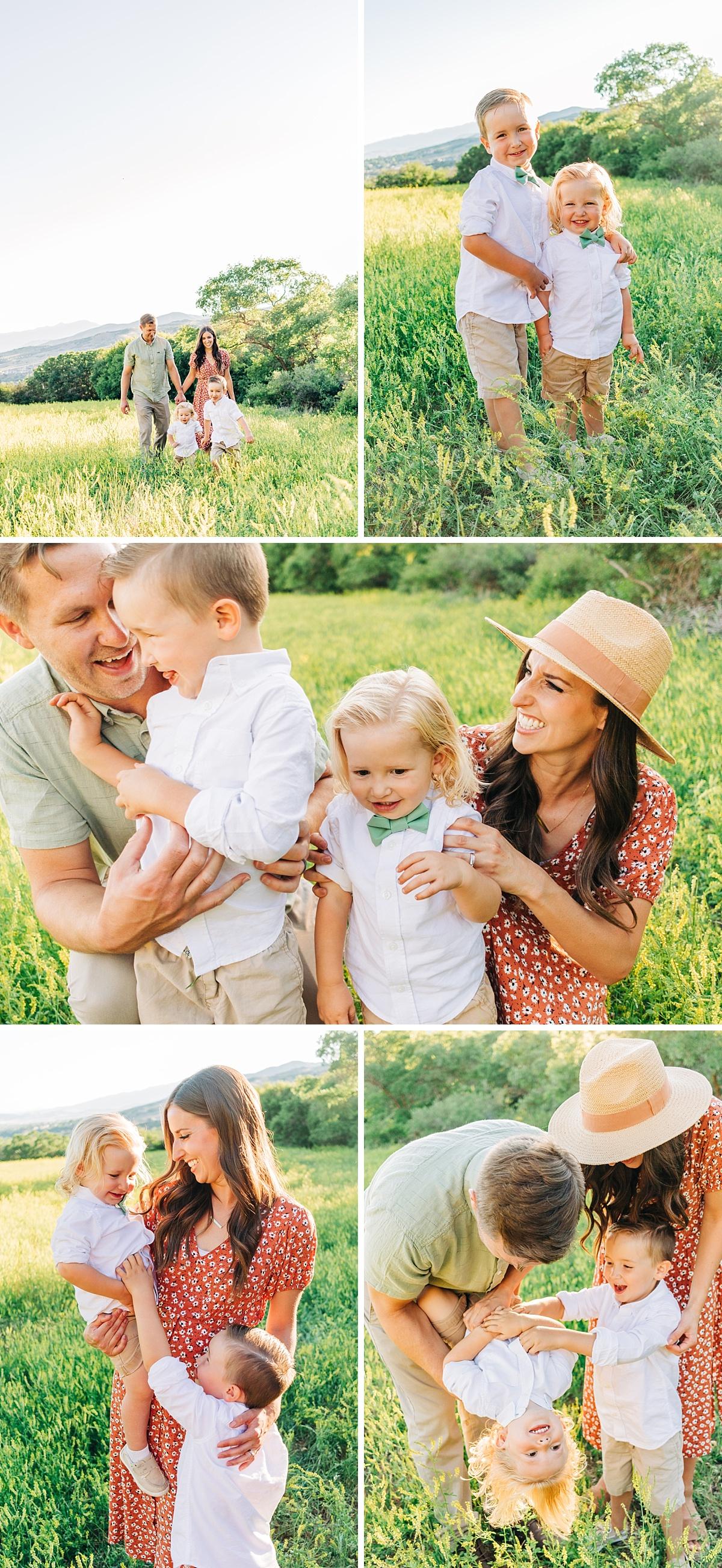 UTAH SUMMER FAMILY PICTURES   UTAH FAMILY PHOTOGRAPHER