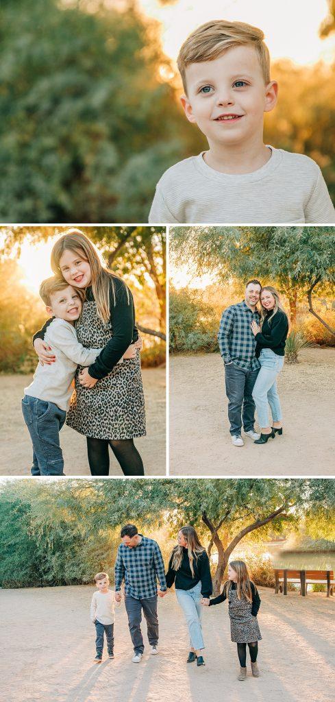Gilbert Arizona Family Pictures