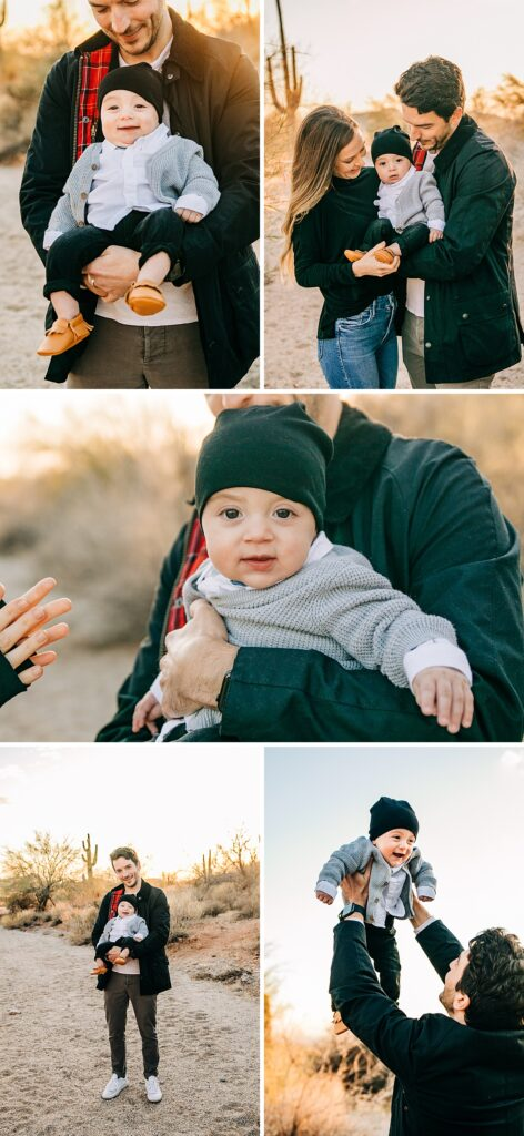 Usery Mountain Regional Park Family Photographer