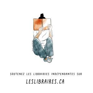 Soutenez les libraires indépendants avec les libraires.ca