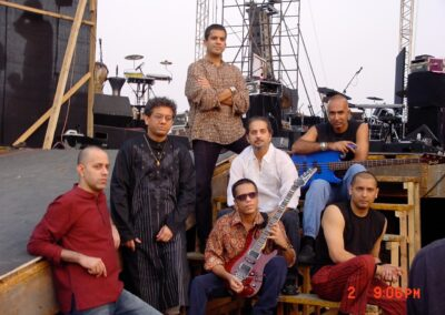 rock machine reunion 2006