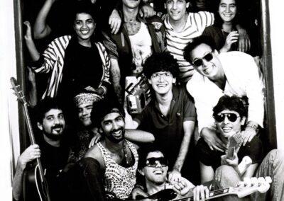 rock machine and friends