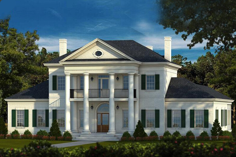 Lady Street Builders Custom Stately Home Reserve on the Saluda