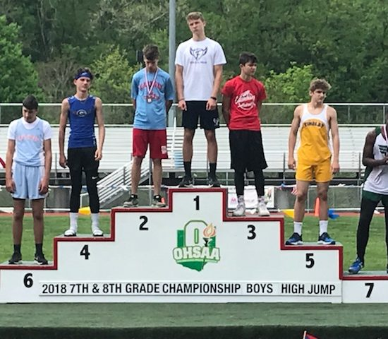 2018 OHSAA State Championships Track