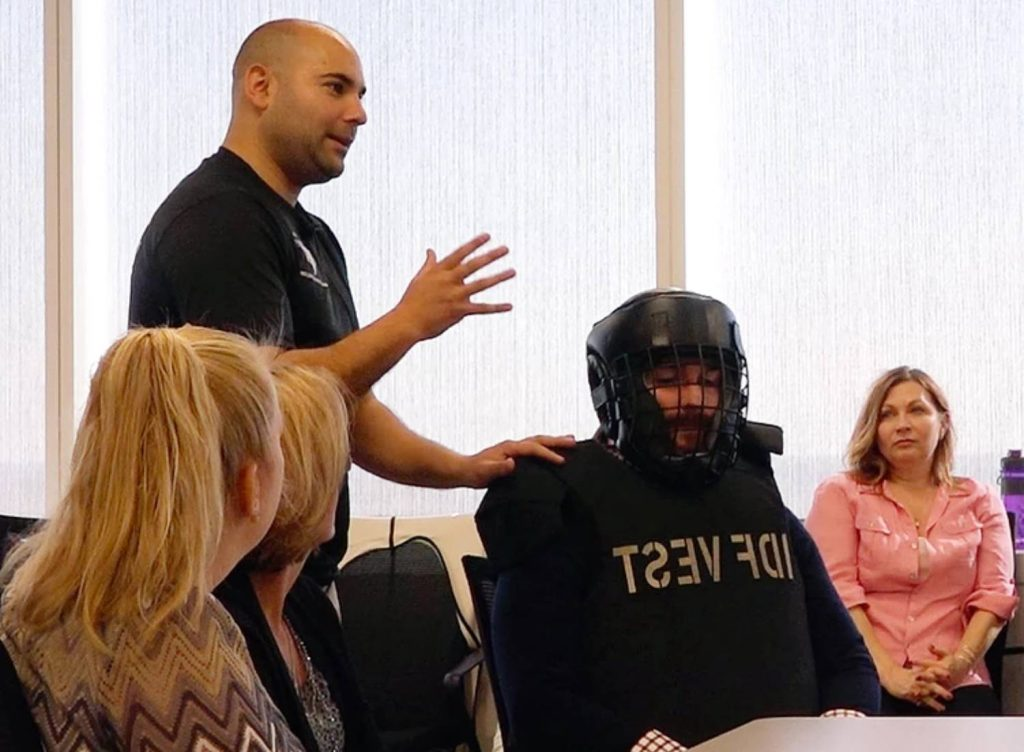 Boston, MA Active Defense Training Seminars