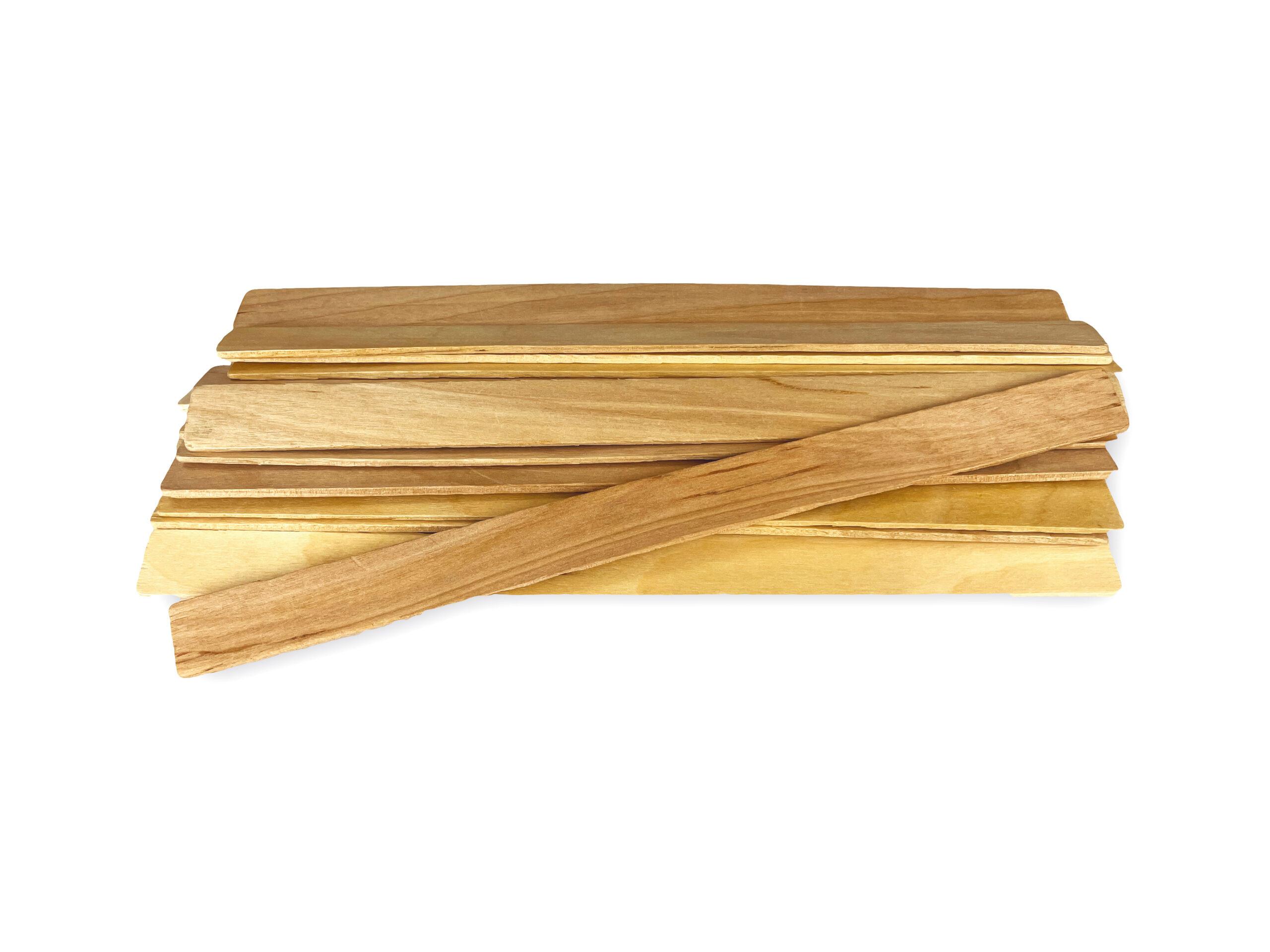Selling Large Wooden Stir Sticks