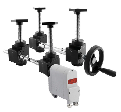 FIAMA - SCREW JACKS lifting and actuation systems