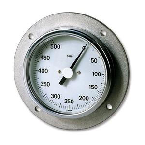 Tachometer Indicators Product AL80 Dimensions FIAMA US