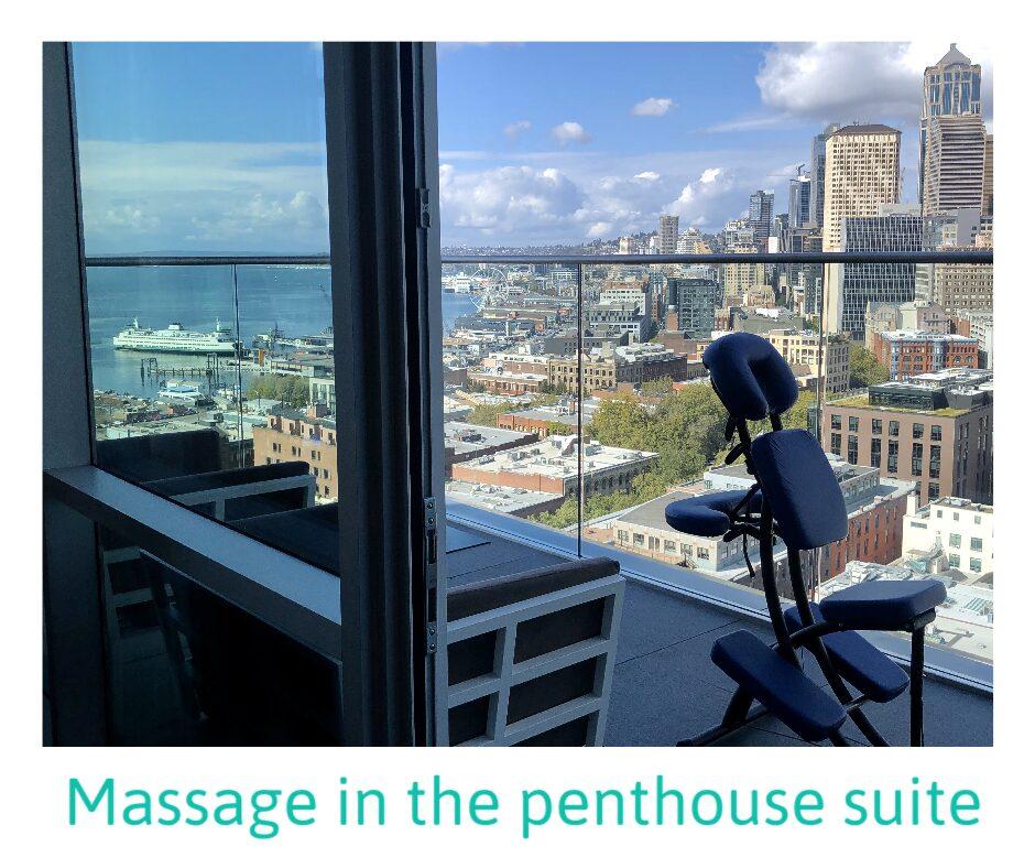 Massage Traveler Chair massage
