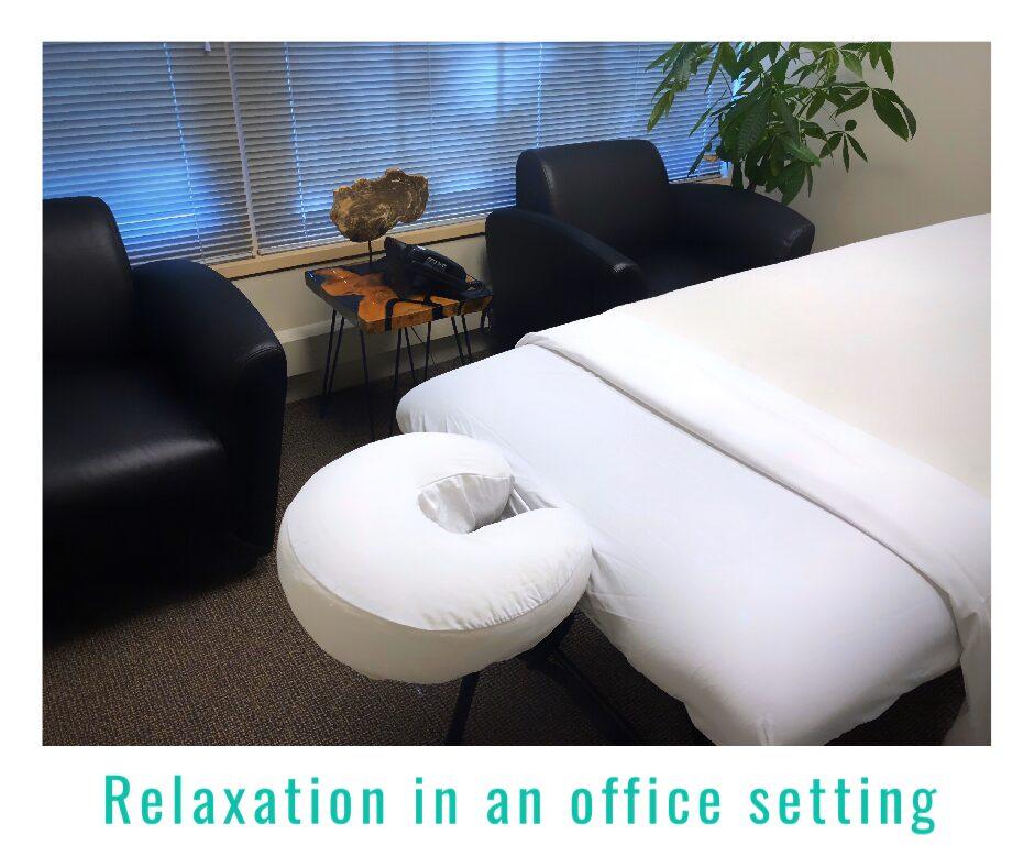 Office massage in Bellevue