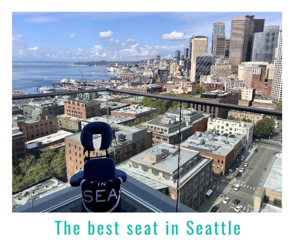 Seattle chair massage