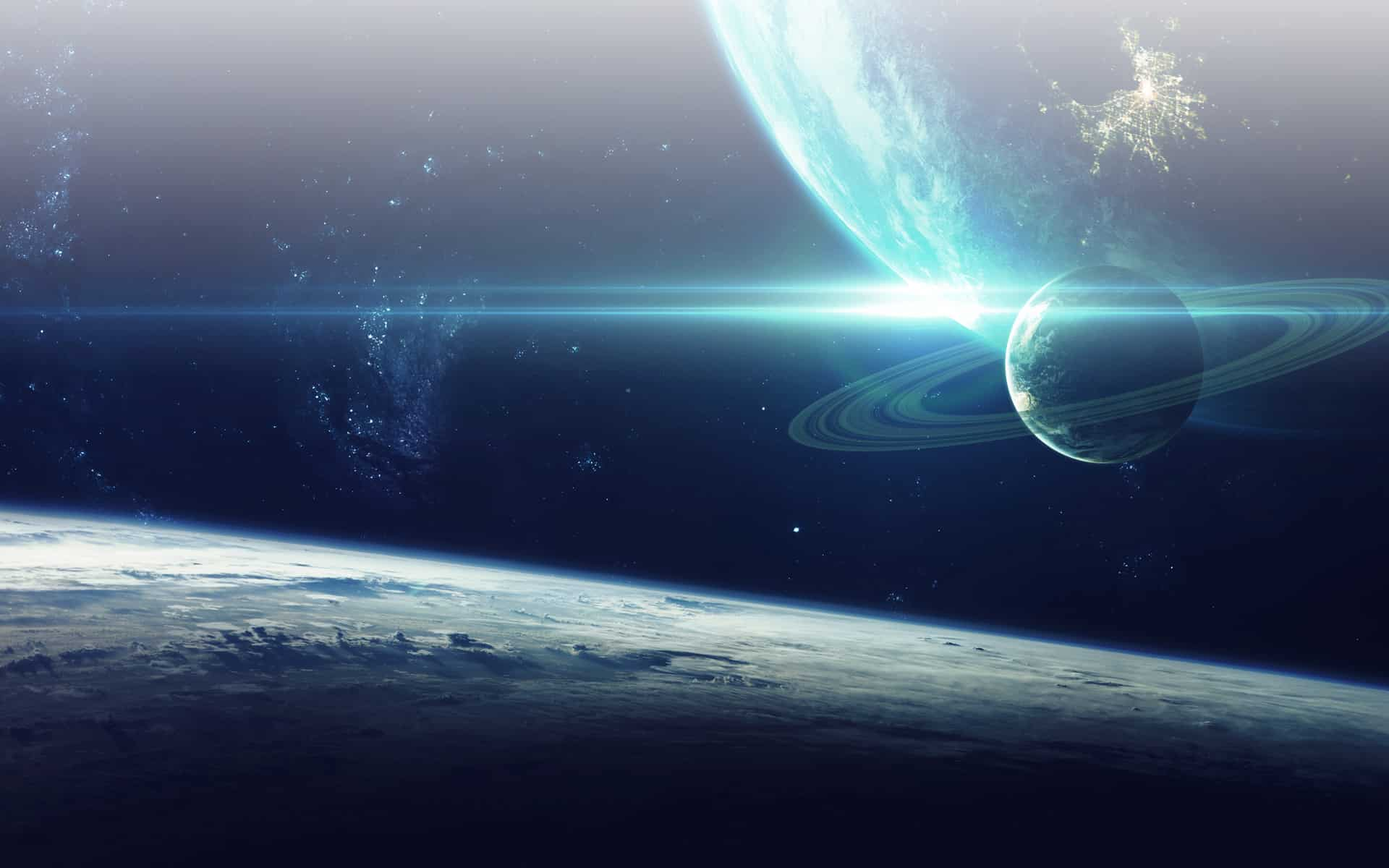 Quaternion Space Banner