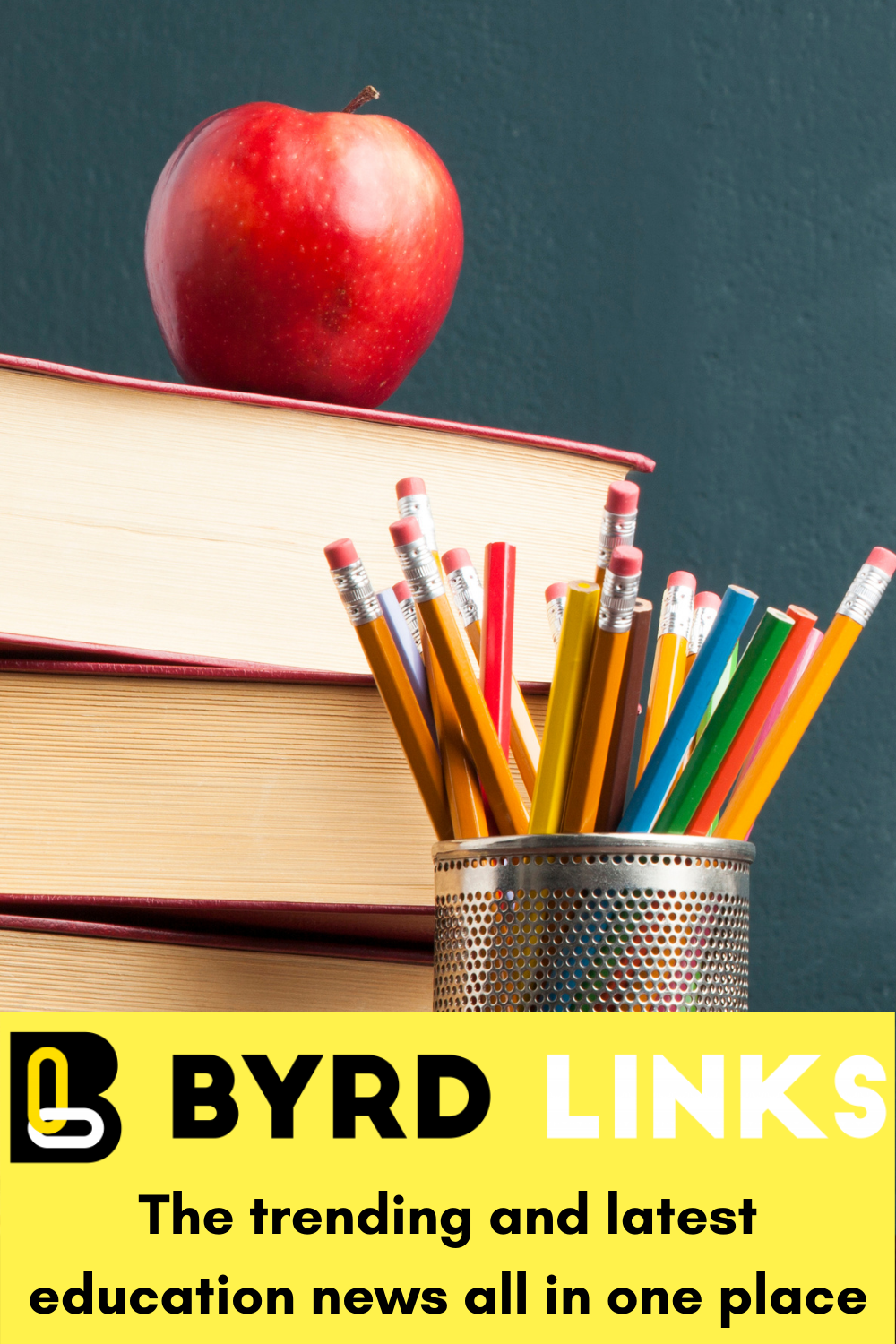Get the trending and latest education news at Byrd Links.