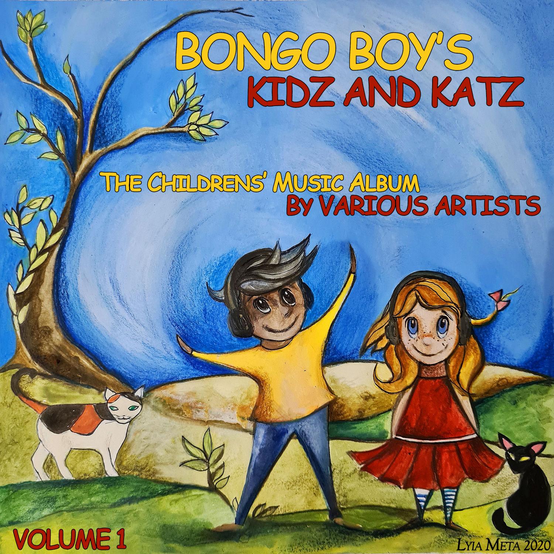 Kidz and Katz Volume 1